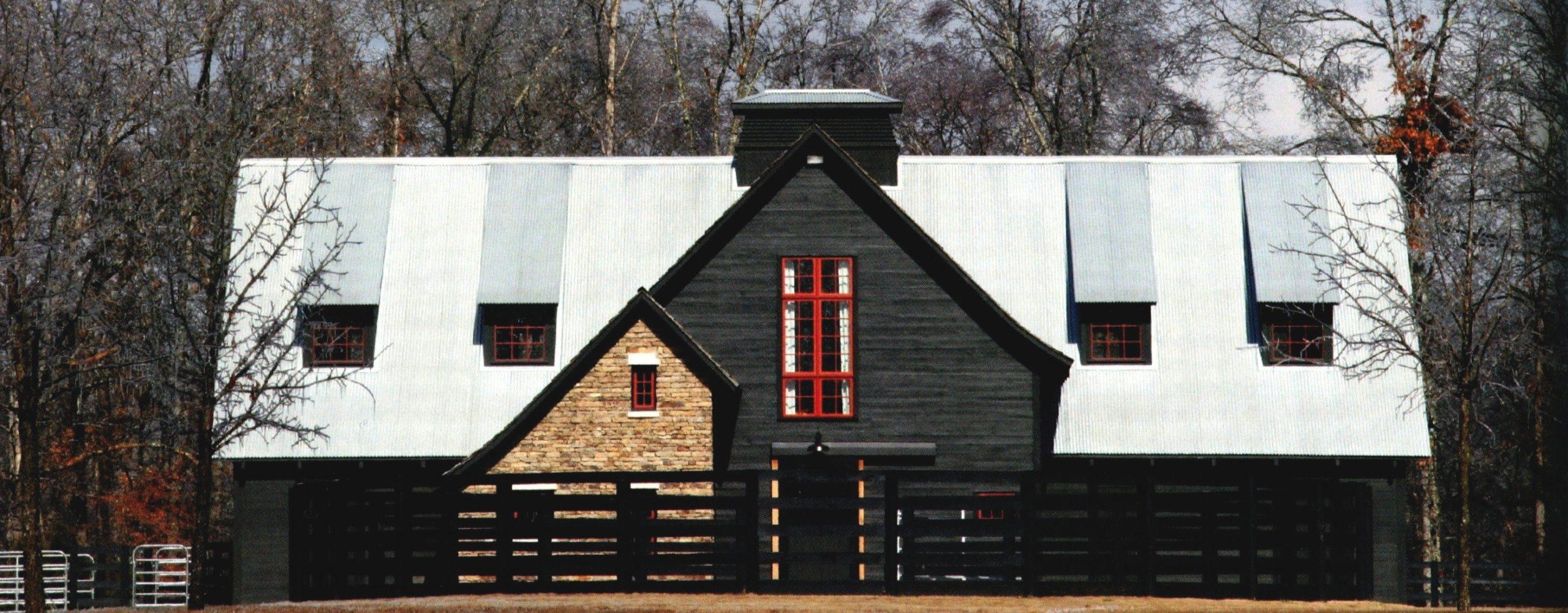 McAlpine Journal: Barn Design