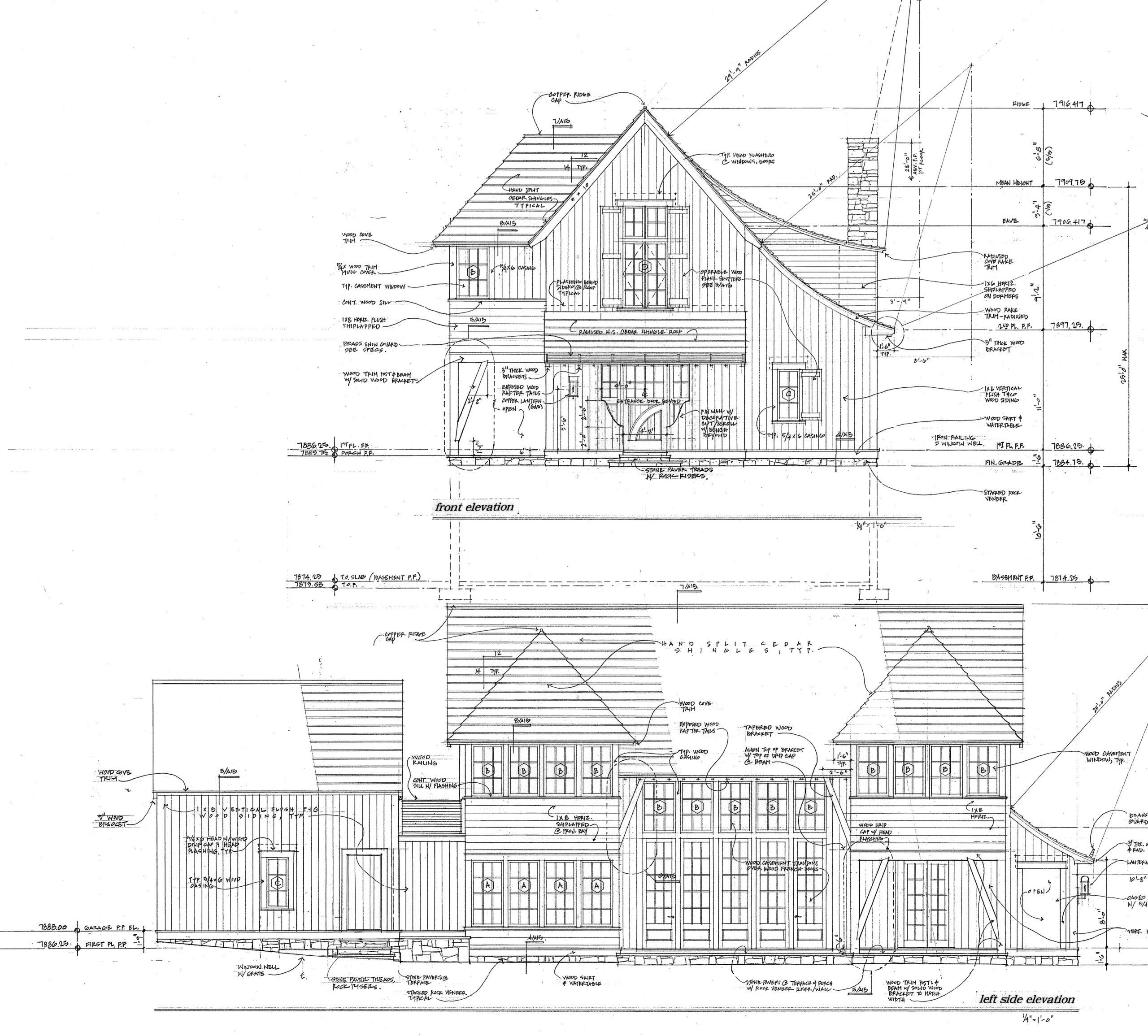 McAlpine Journal: Architectural Process