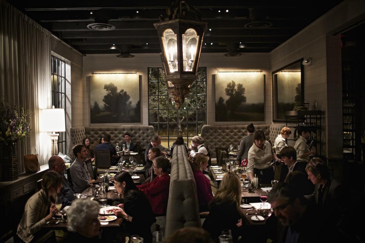McAlpine Journal: Restaurant Design