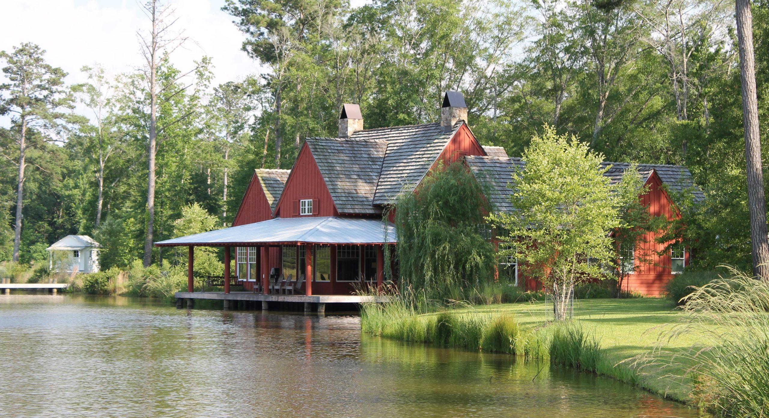 McAlpine Journal: Lake