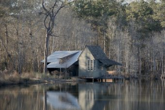 McAlpine Journal: Lake