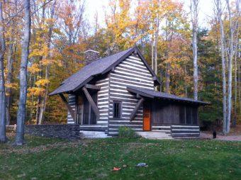 McAlpine Journal: Cottage