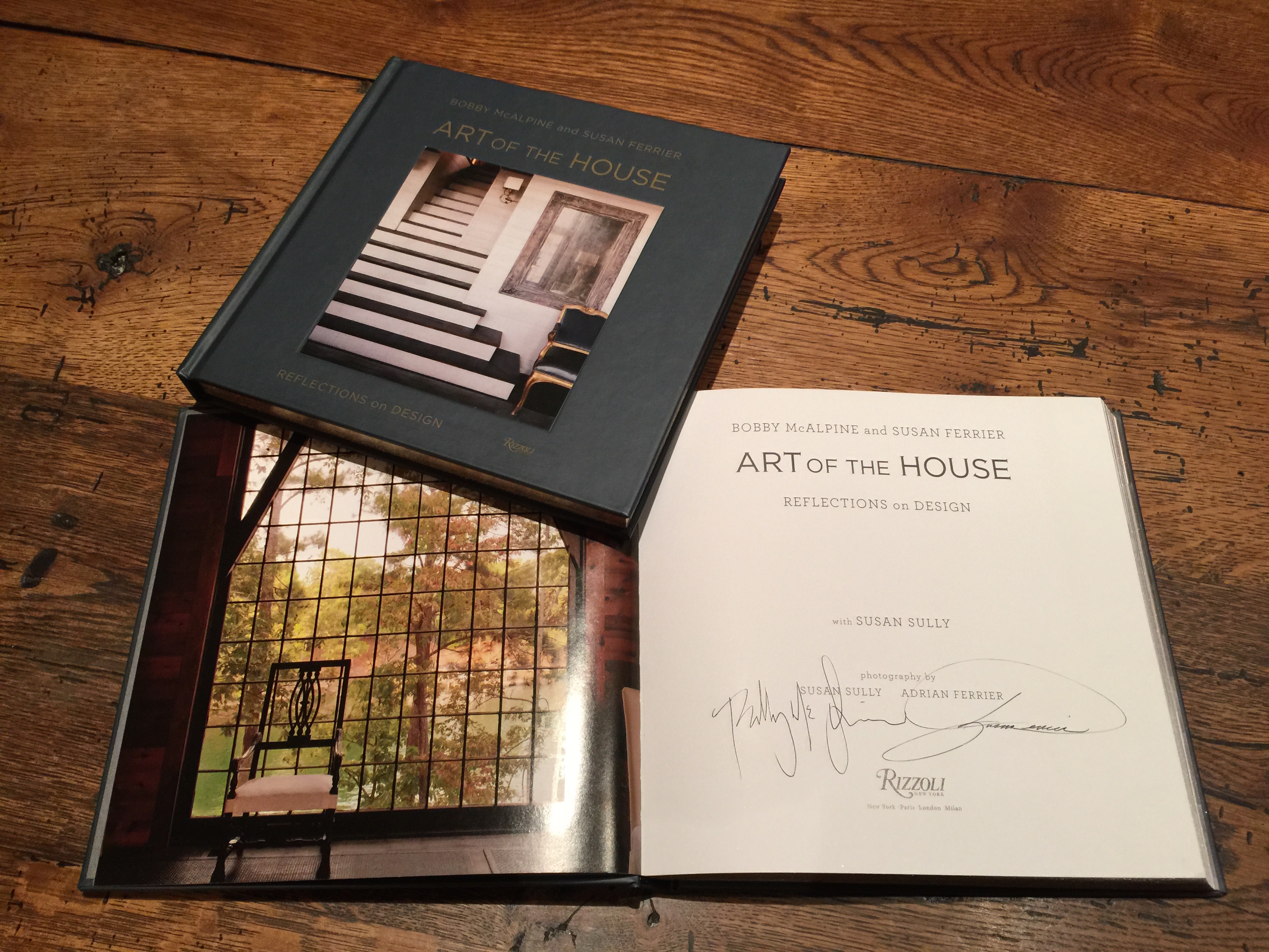 McAlpine Journal: Art of the House