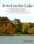 McAlpine Media: Jewel on the Lake Article