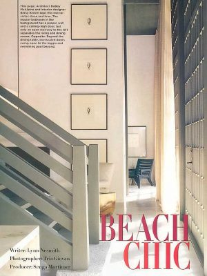 McAlpine Media: Beach Chic Article
