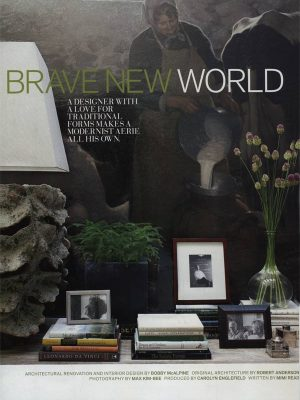 McAlpine Media: Brave New World Article