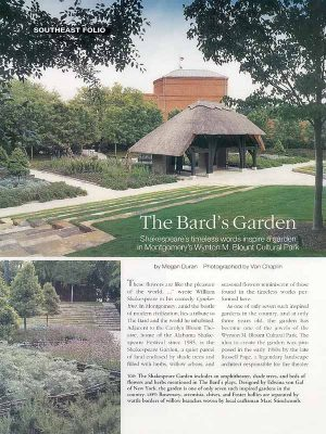 McAlpine Media: The Bard's Garden Article