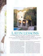McAlpine Media: Latin Lessons Article