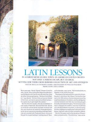 McAlpine Media: Latin Lessons Article
