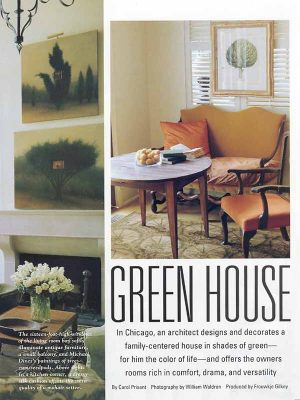 McAlpine Media: Green House Article