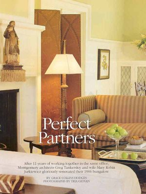 McAlpine Media: Perfect Partners Article