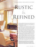 McAlpine Media: Rustic Refined Article